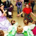 Animaciones de fiestas infantiles en las Palmas A domicilio