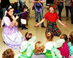 Animaciones de fiestas infantiles en Las Palmas