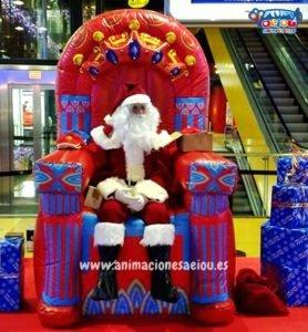 fiestas infantiles navidad las palmas