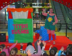 Fiestas de cumpleaños infantiles Las Palmas.