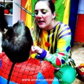 animación cumpleaños infantiles Las Palmas