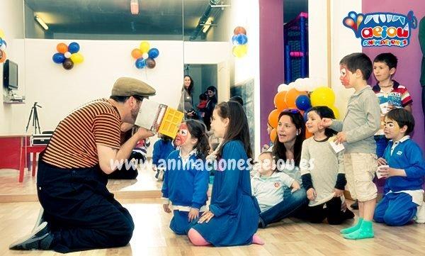 fiestas infantiles en Gran Canaria