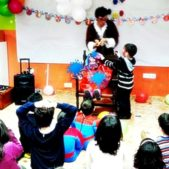 animadores cumpleaños infantiles las palmas