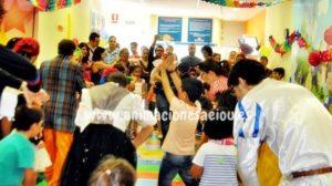 Fiestas temáticas Las Palmas.