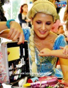 Cómo celebrar una fiesta de princesa Frozen en Las Palmas a domicilio