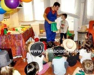 Magos infantiles en Las Palmas