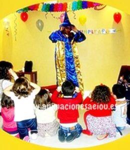 Magos para fiestas de cumpleaños en Las Palmas