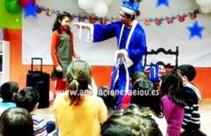 Magos para fiestas infantiles en Las Palmas