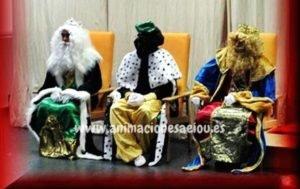 Reyes Magosa domicilio en Las Palmas