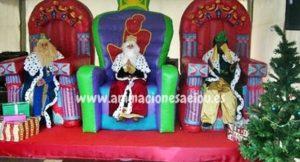 visita Reyes Magos a domicilio en Las Palmas