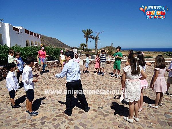 Fiestas de cumpleaños infantiles de la patrulla canina en Las Palmas
