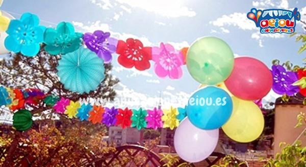 Decoración de fiestas infantiles en Las Palmas
