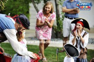 Fiestas Temáticas de Piratas en Las Palmas