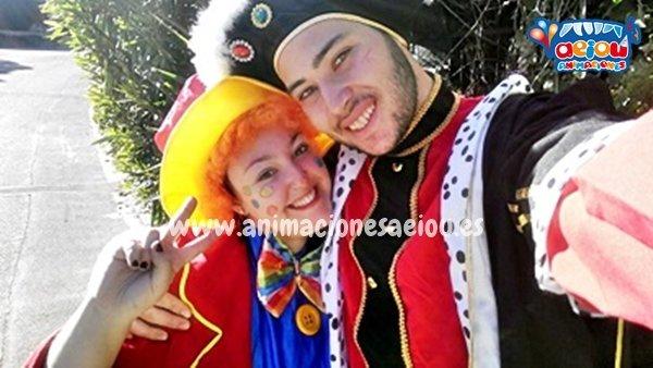 Fiestas de cumpleaños infantiles de princesas en Las Palmas
