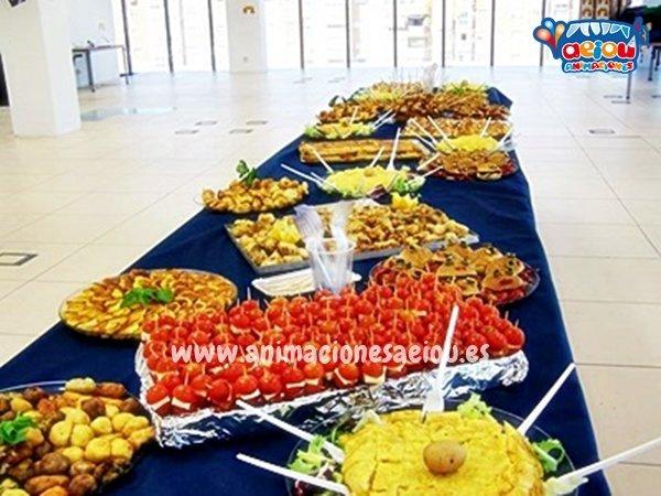 Catering infantil en Las Palmas