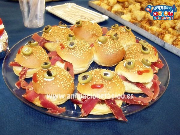 Catering para fiestas infantiles en Las Palmas