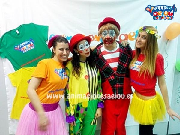 Animaciones para fiestas de cumpleaños infantiles y comuniones en Arucas