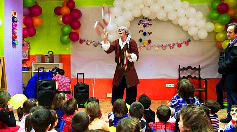 Animaciones para fiestas de cumpleaños infantiles y comuniones en Arrecife