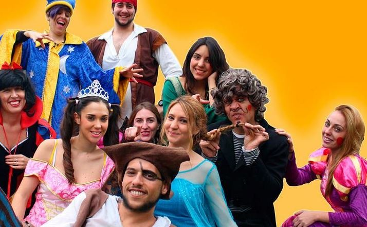 Animadores, magos y payasos en Telde
