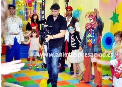 Animadores para fiestas infantiles en Telde