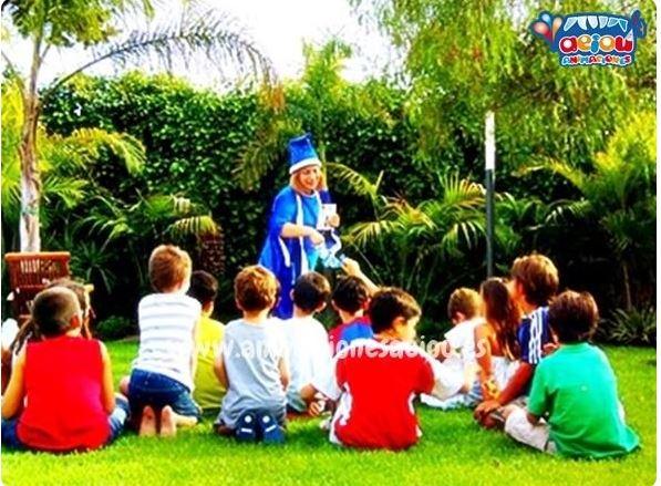 Magos para fiestas infantiles en Telde