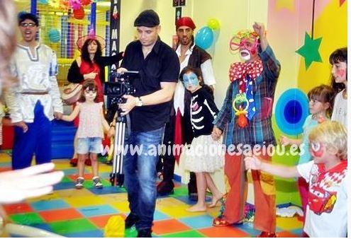 Animadores para fiestas infantiles en Arucas
