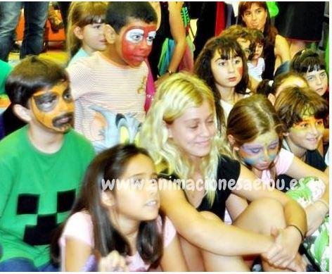 Magos para fiestas infantiles en Arucas