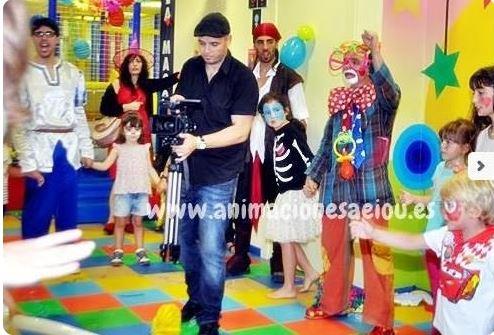 Payasos para fiestas infantiles en Puerto del Rosario